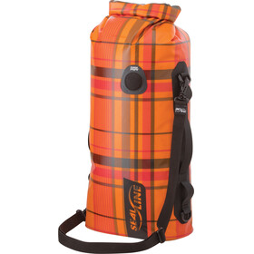 SealLine Discovery Deck Dry Bag 20l orange plaid